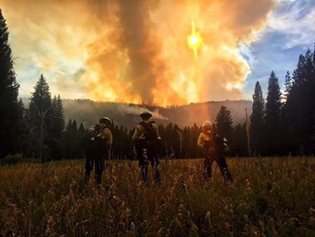 Fire Danger Increases to Very High